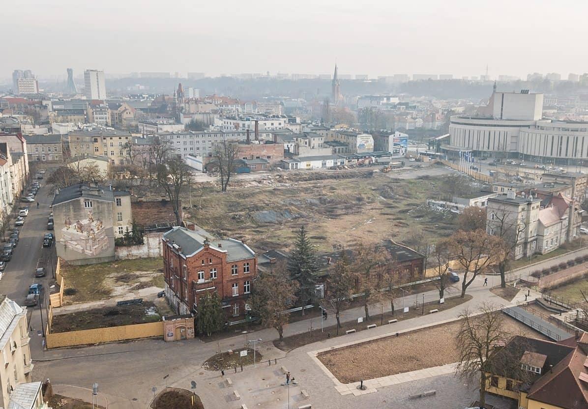 [Wyburzenia w Bydgoszczy] Zima 2019