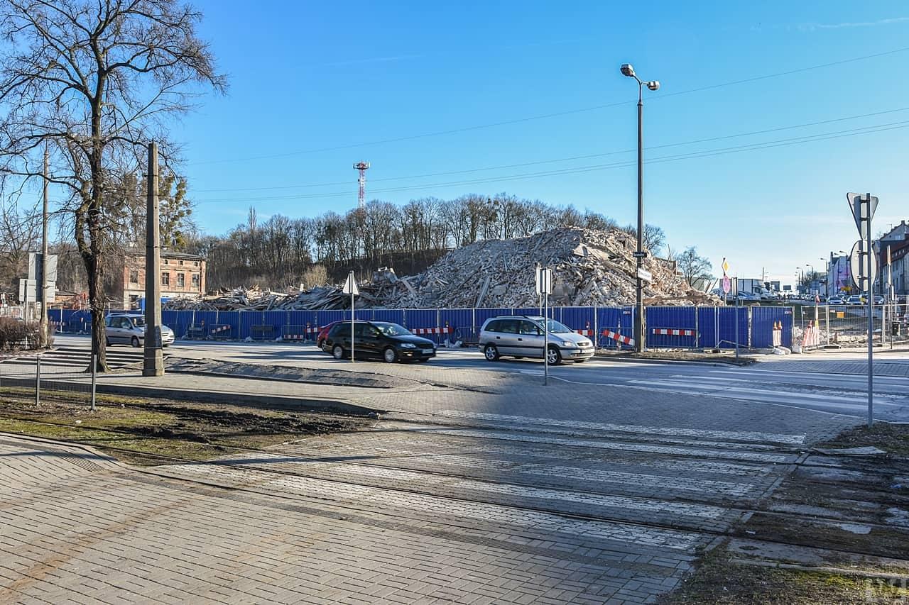 [Kujawska] Pierwsze rozbiórki