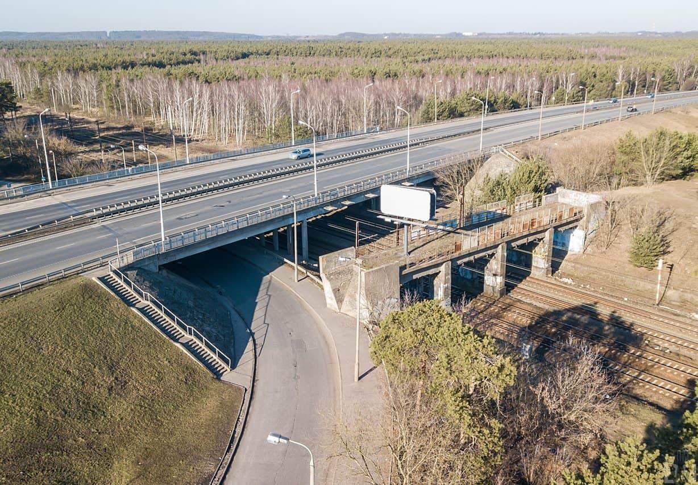 [Armii Krajowej] Przebudowa wschodniego wiaduktu