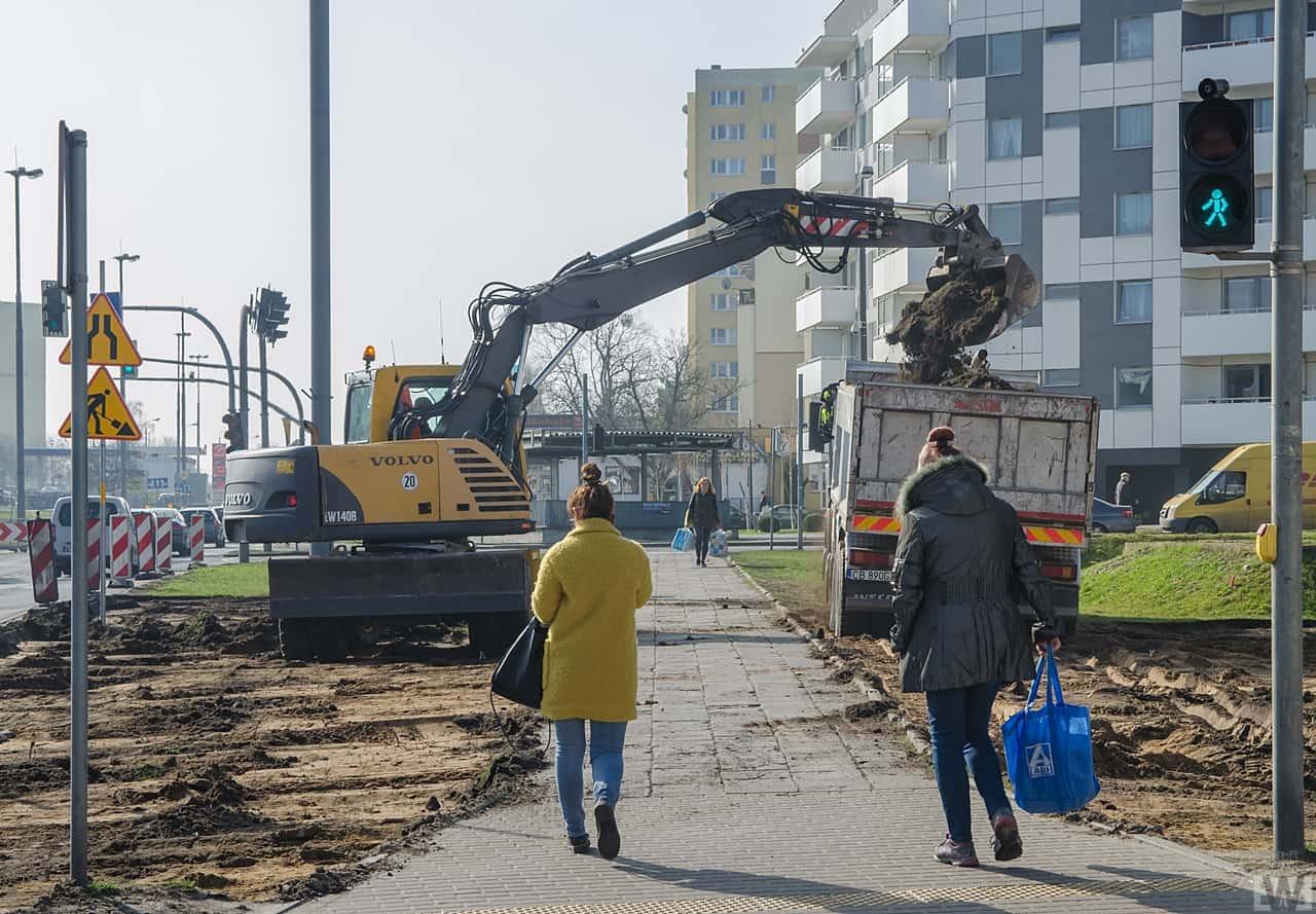 [Kujawska] Miesiąc rozbiórek