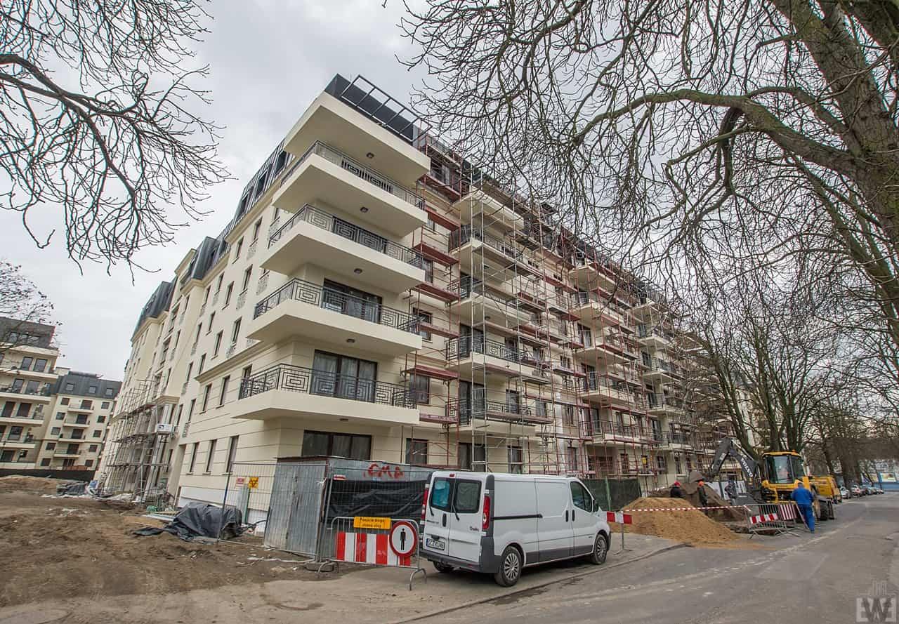 [Mieszkaniowy plac budowy] Skrzetusko, Bocianowo – wiosna 2019