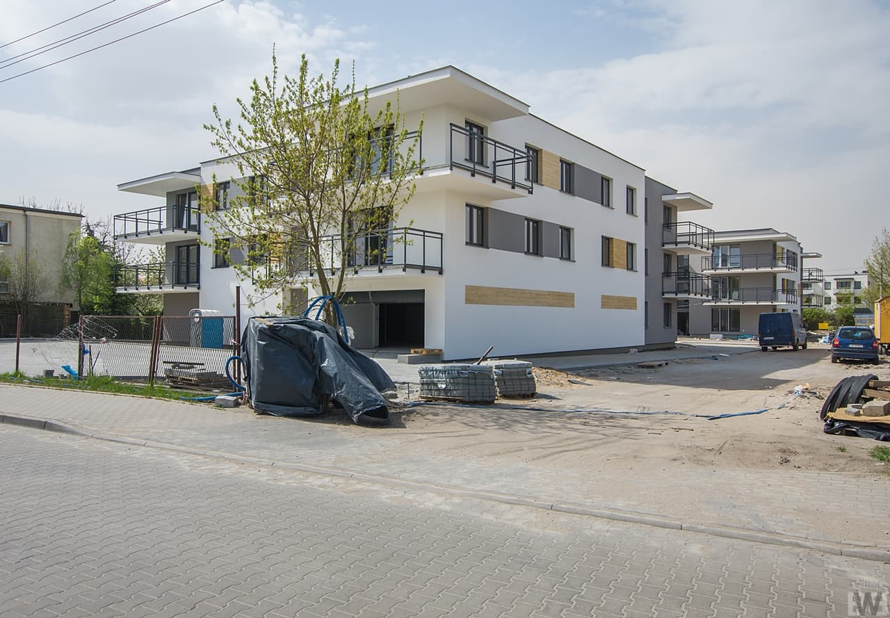 [Mieszkaniowy plac budowy] Czyżkówko, Osowa Góra – wiosna 2019