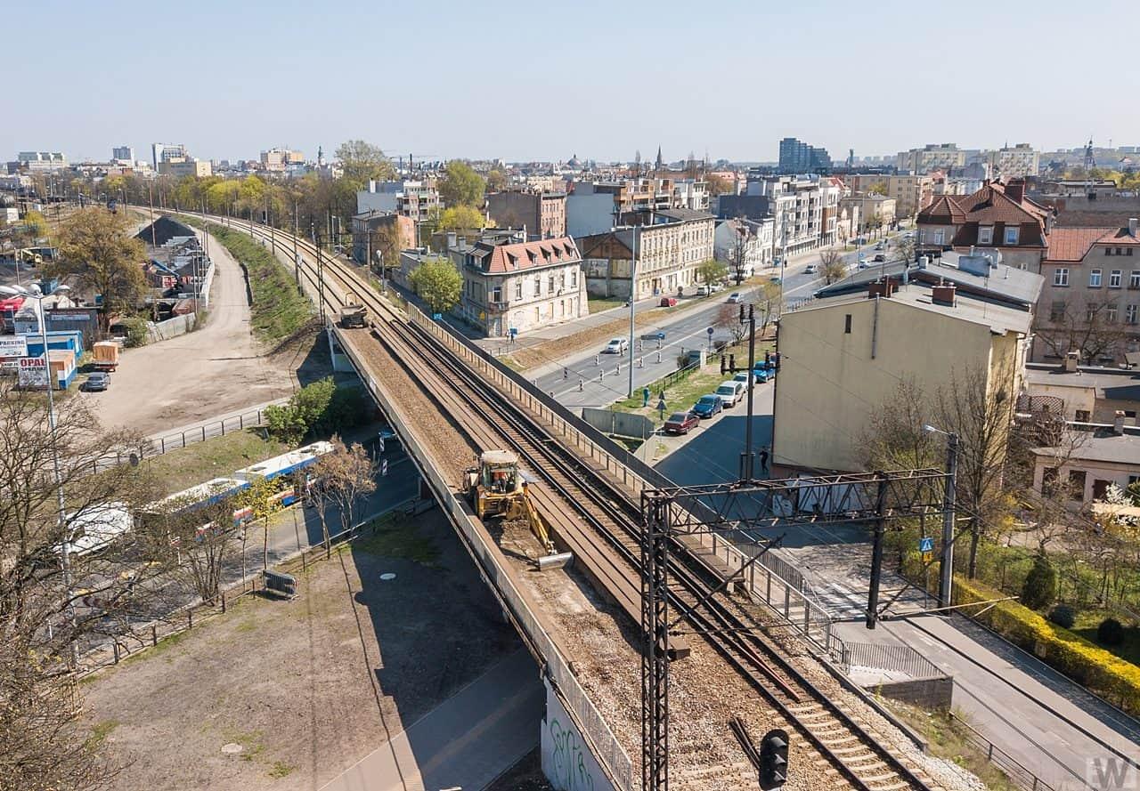 [LK18] Remont wiaduktu kolejowego nad ulicą Grunwaldzką #1