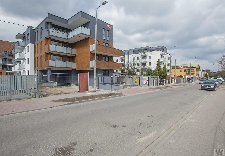 [Mieszkaniowy plac budowy] Glinki, Górzyskowo – wiosna 2019