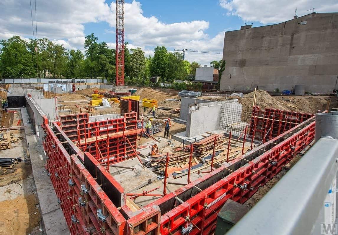 [Mieszkaniowy plac budowy] Prądy, Jary, Miedzyń, Wilczak – wiosna 2019