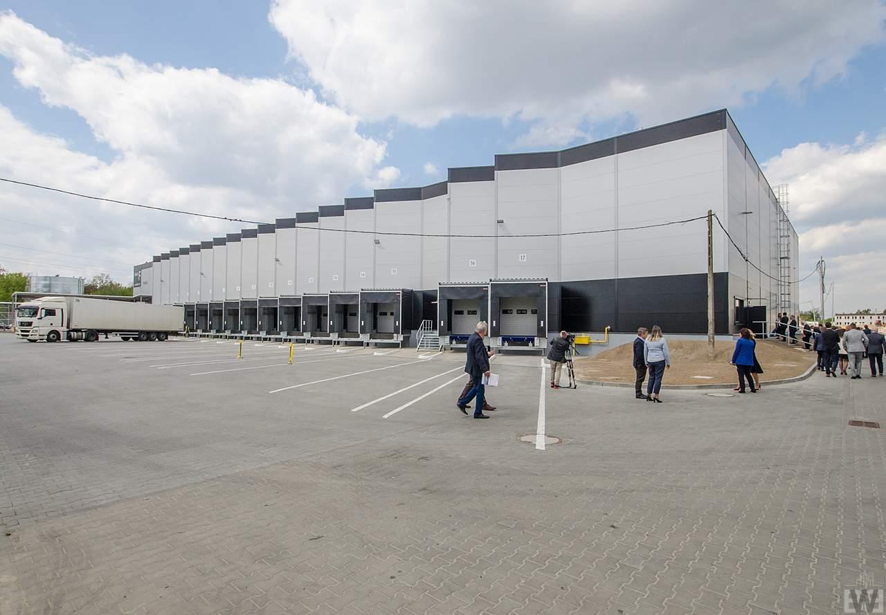[Waimea Logistic Park] Otwarcie nowej hali