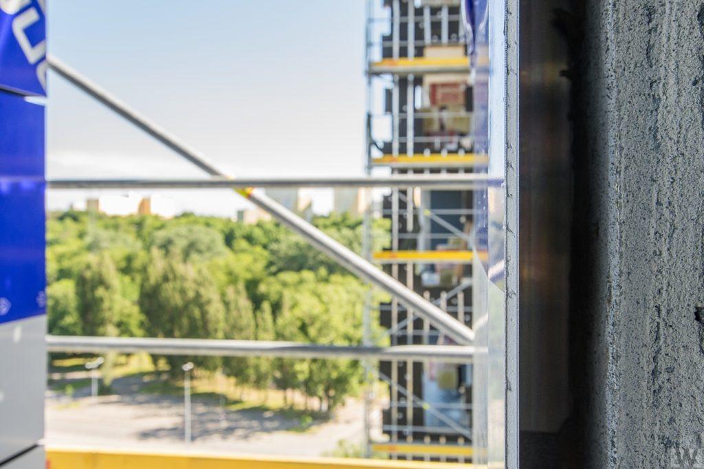 river towers elewacja