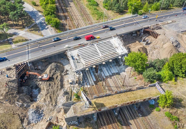 [Armii Krajowej] Rozbiórka wiaduktu