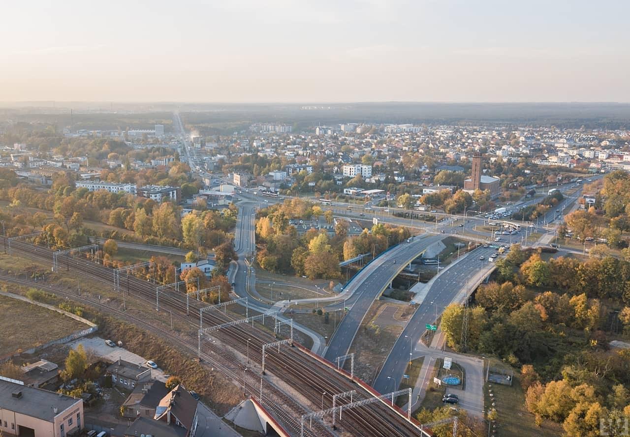 Analiza studium uwarunkowań i rozwoju Bydgoszczy – sieć drogowa