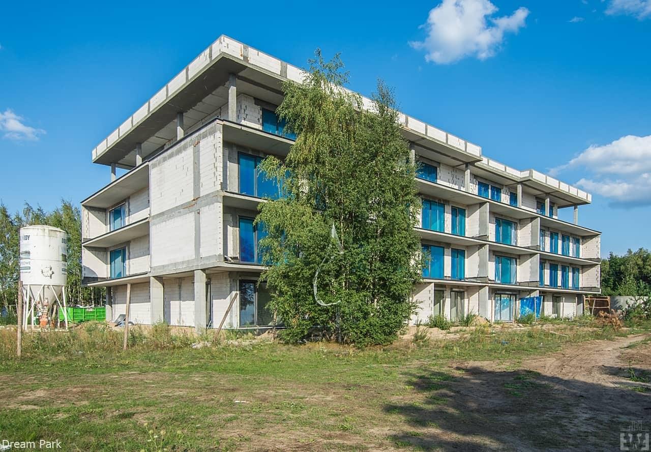 [Mieszkaniowy plac budowy] Gmina Osielsko