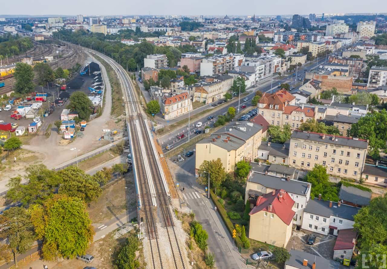 [LK18] Remont wiaduktu kolejowego nad ulicą Grunwaldzką #2