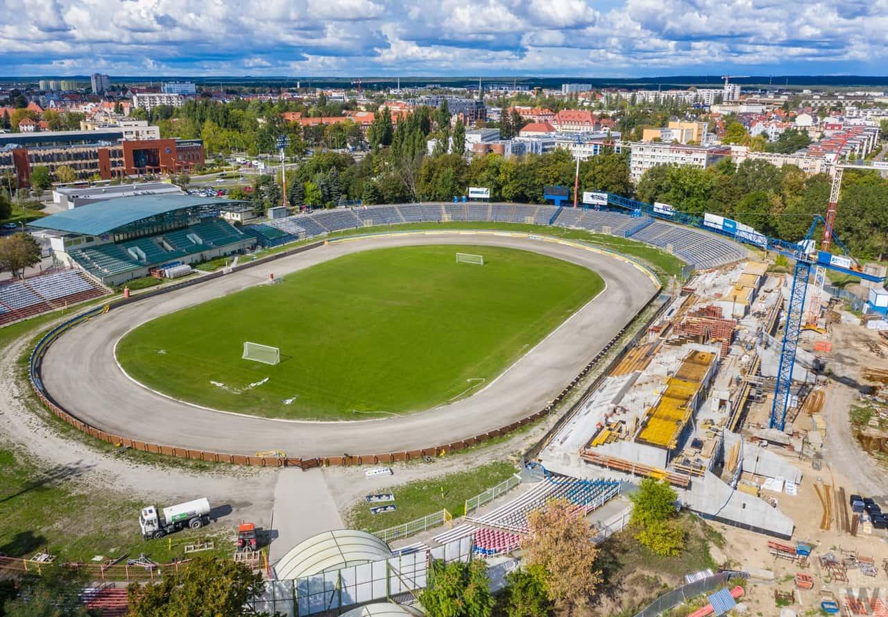[Stadion Polonii] Wrzesień 2019