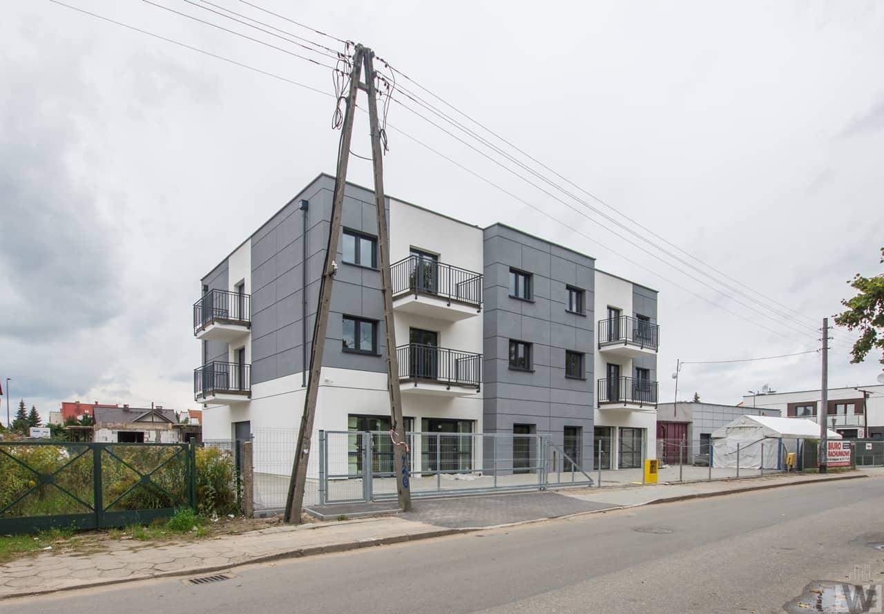 [Mieszkaniowy plac budowy] Osowa Góra, Czyżkówko – jesień 2019