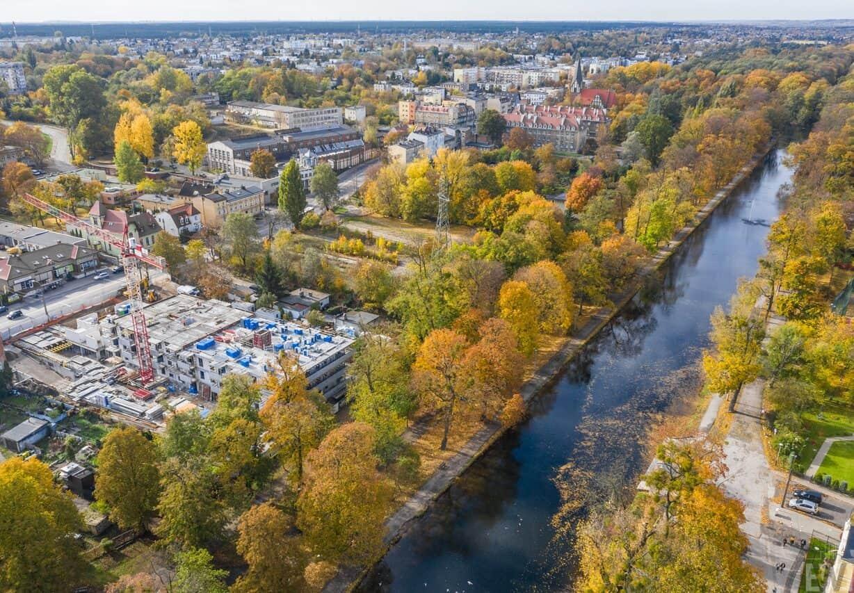 [Park nad Kanałem] Jesień na budowie