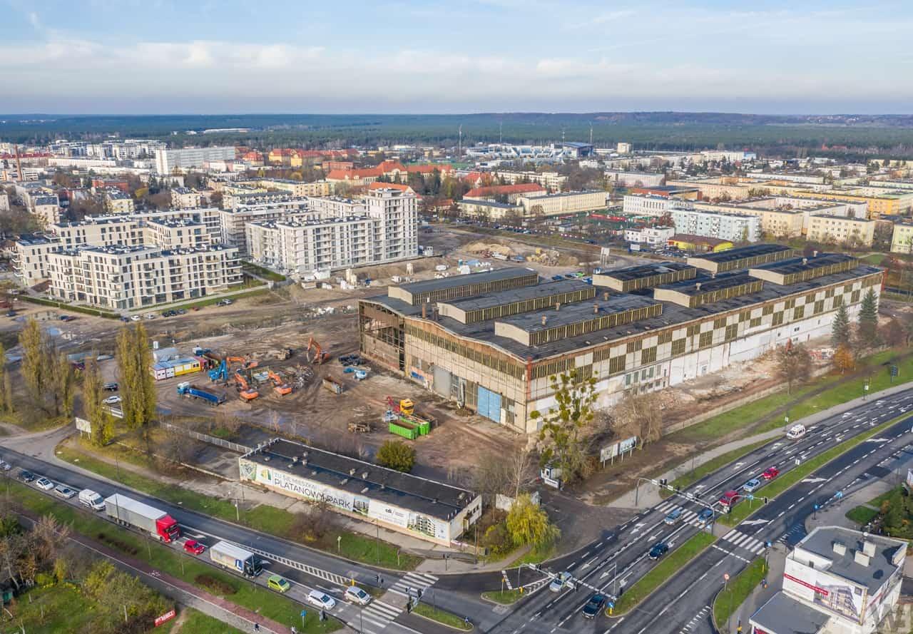 [Platanowy Park] Znikająca fabryka Makrum