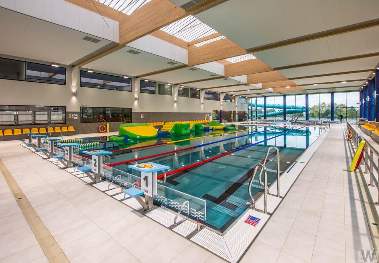 [Piąta Fala] Nowy basen otwarty