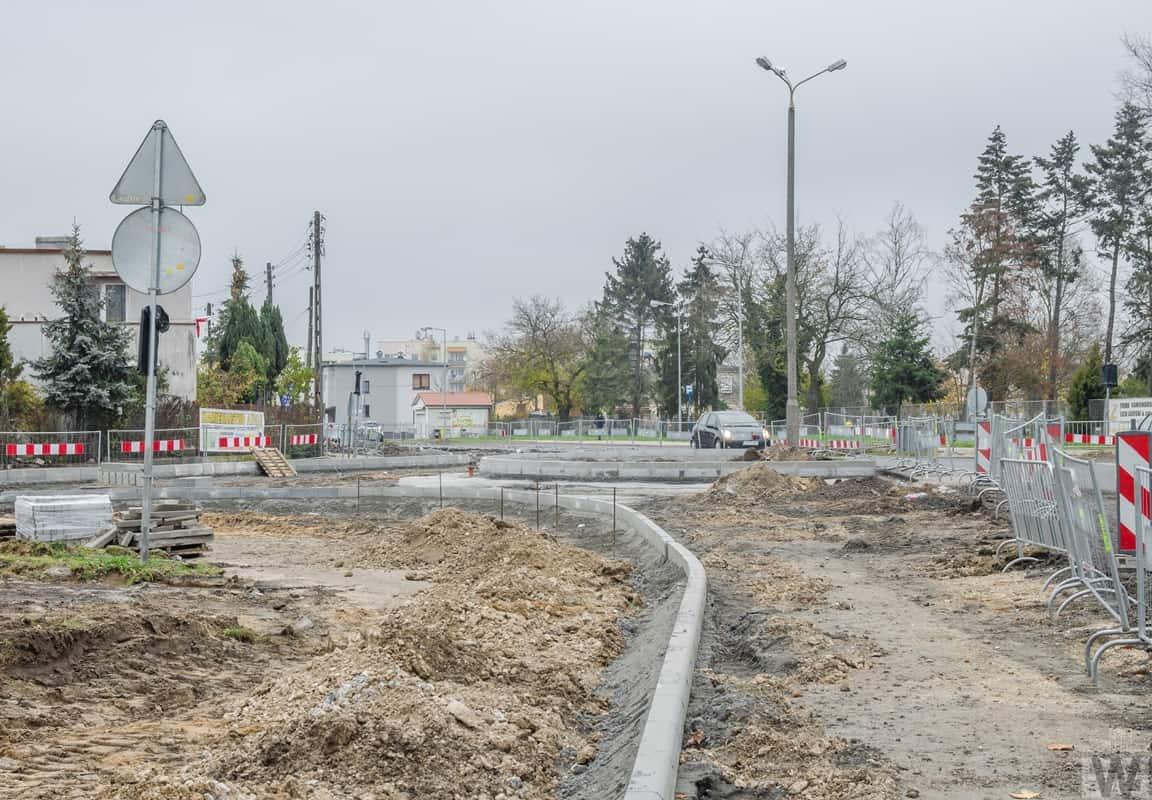 [Inwestycje drogowe] Mniejsze budowy – jesień 2019