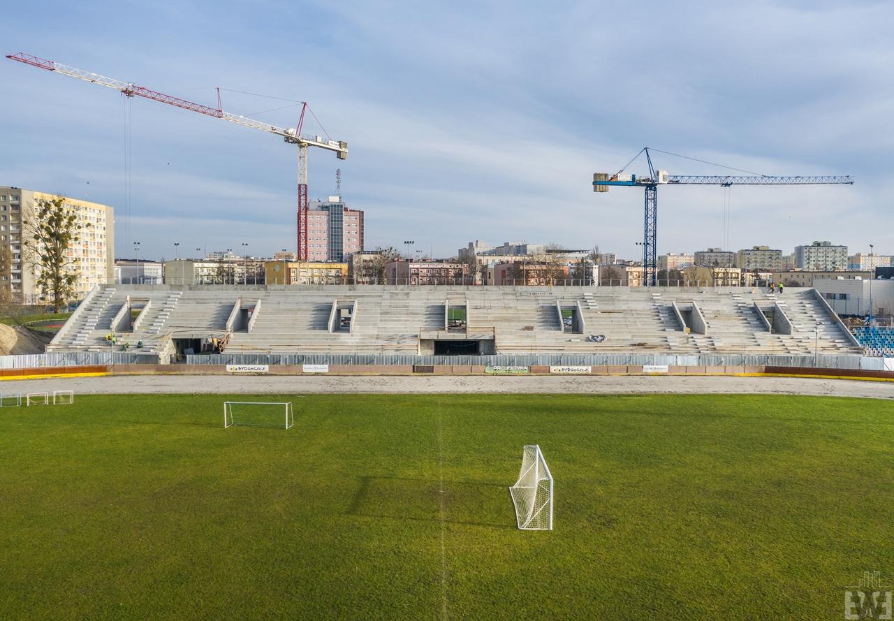 [Stadion Polonii] Styczeń 2020