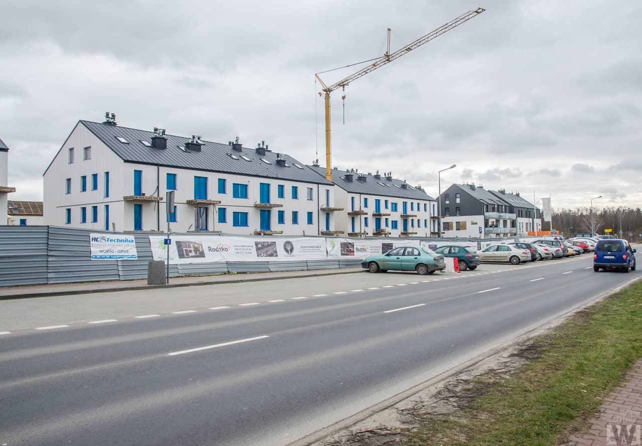 [Mieszkaniowy plac budowy] Gmina Osielsko – zima 2020