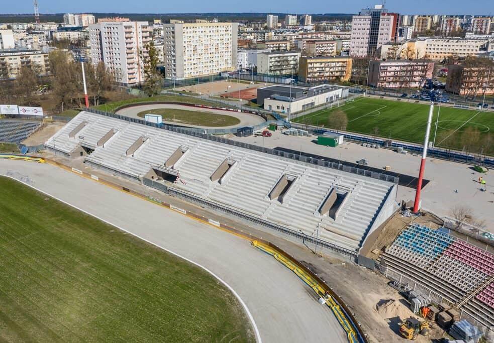 [Stadion Polonii] Marzec 2020